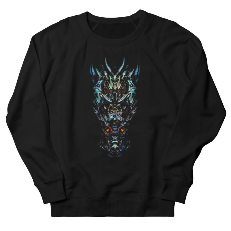 VK_Design_C Men's French Terry Sweatshirt by Art of YakyArtist Shop