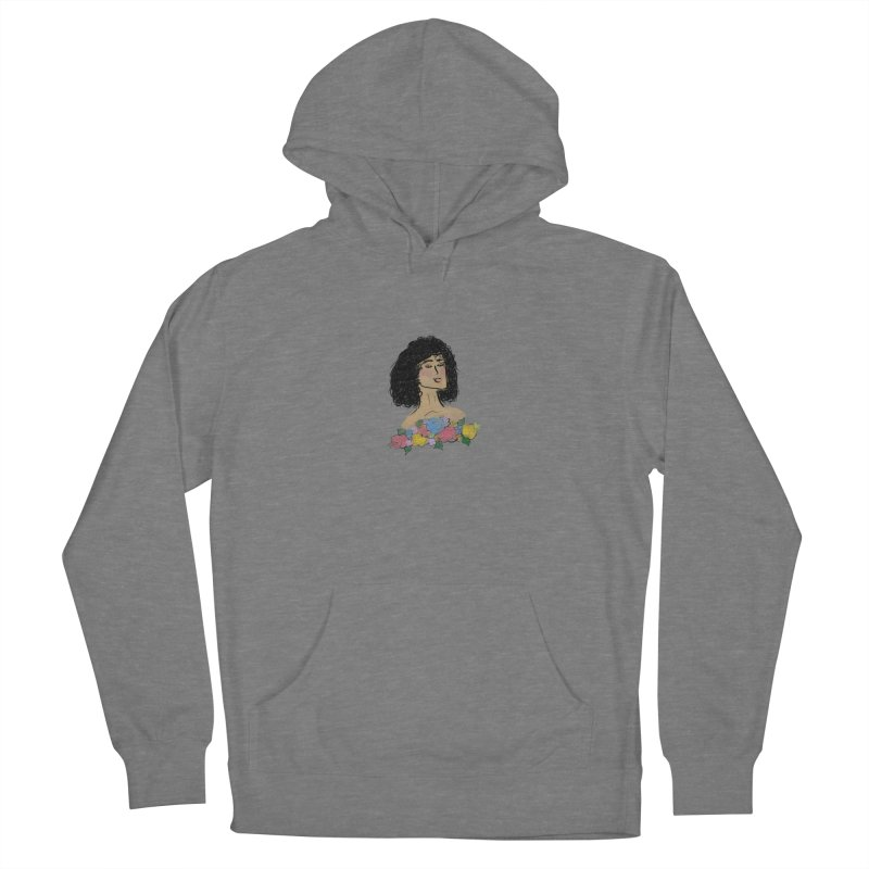 Beauty in the Meadow Women's Pullover Hoody by Yaky's Customs