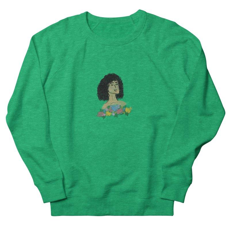 Beauty in the Meadow Women's Sweatshirt by Yaky's Customs
