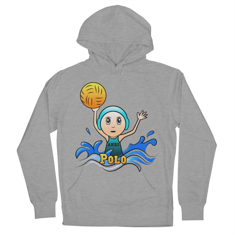 ANHS Polo Women's Pullover Hoody by Art of YakyArtist Shop