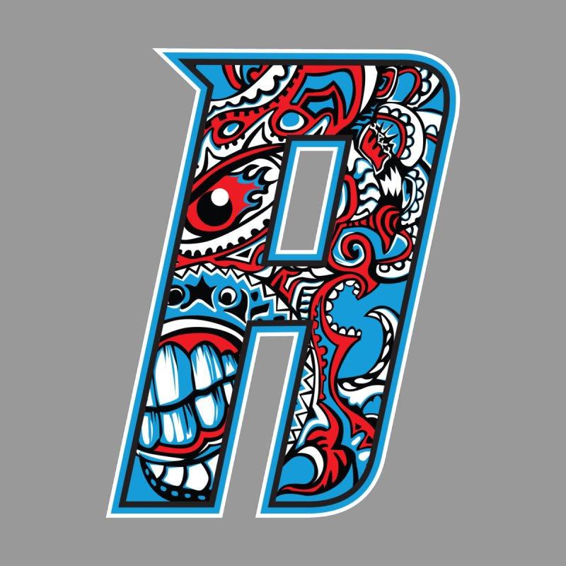 CrazyFaceA01 Men's T-Shirt by Art of Yaky Artist Shop