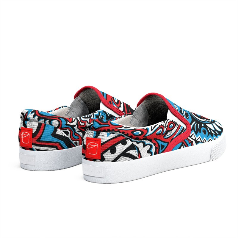IFC_Design_A Women's Shoes by Art of Yaky Artist Shop