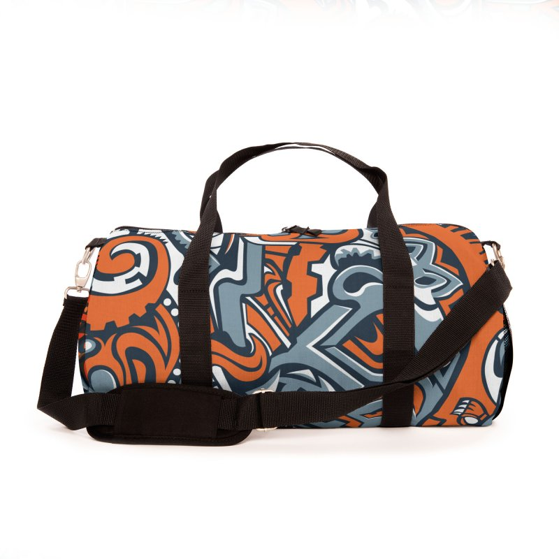 IFC_Design_B Accessories Bag by Art of Yaky Artist Shop