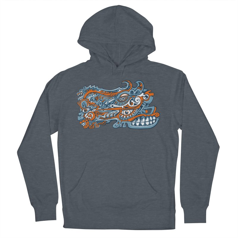 IFC_Design_B Men's Pullover Hoody by Art of Yaky Artist Shop