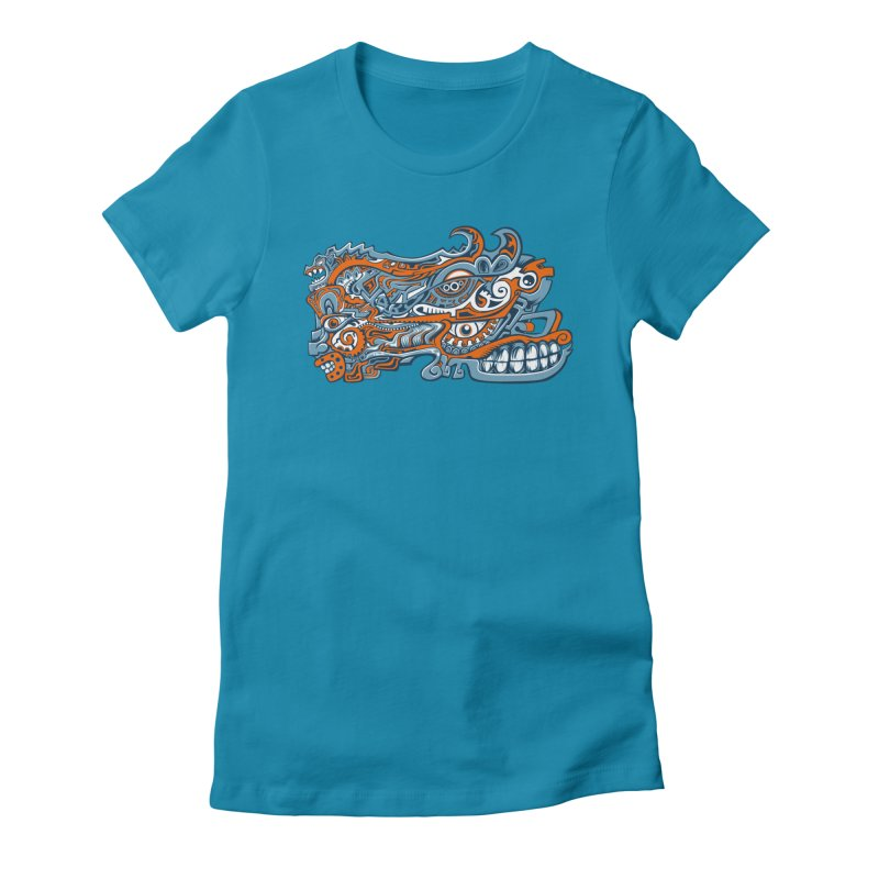 IFC_Design_B Women's T-Shirt by Art of Yaky Artist Shop