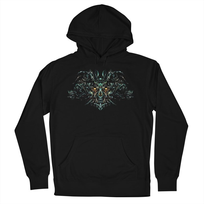 Vanished Kings T-shirt Men's French Terry Pullover Hoody by Art of YakyArtist Shop