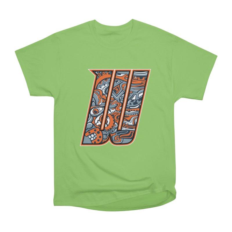 Crazy Face_W002 Women's T-Shirt by Art of Yaky Artist Shop