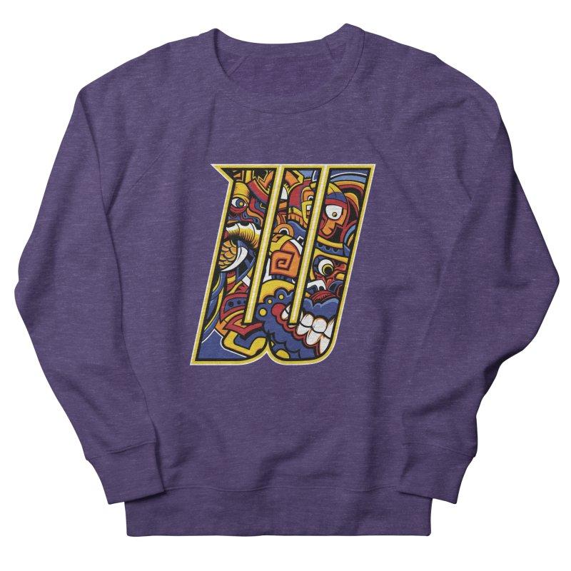 Crazy Face_W004 Men's Sweatshirt by Art of Yaky Artist Shop
