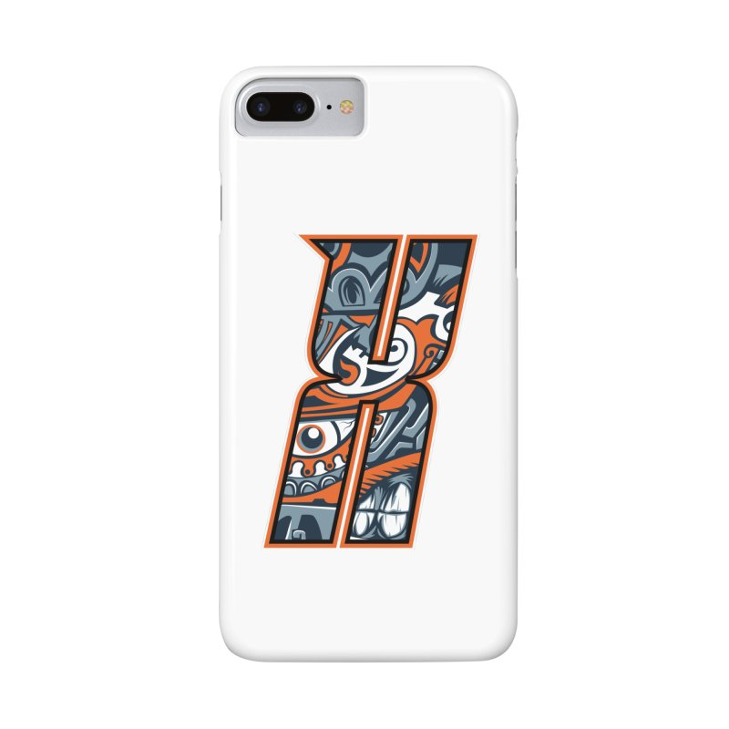 Crazy Face_X002 Accessories Phone Case by Art of Yaky Artist Shop