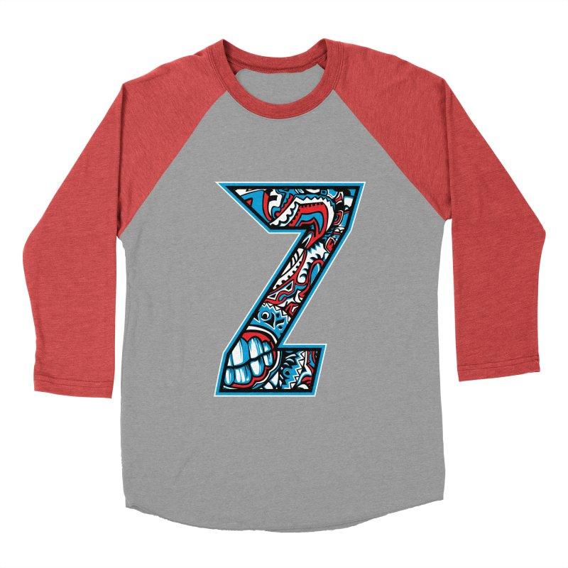 Crazy Face_Z001 Women's Longsleeve T-Shirt by Art of Yaky Artist Shop