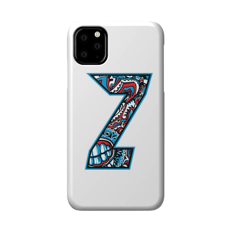 Crazy Face_Z001 Accessories Phone Case by Art of Yaky Artist Shop