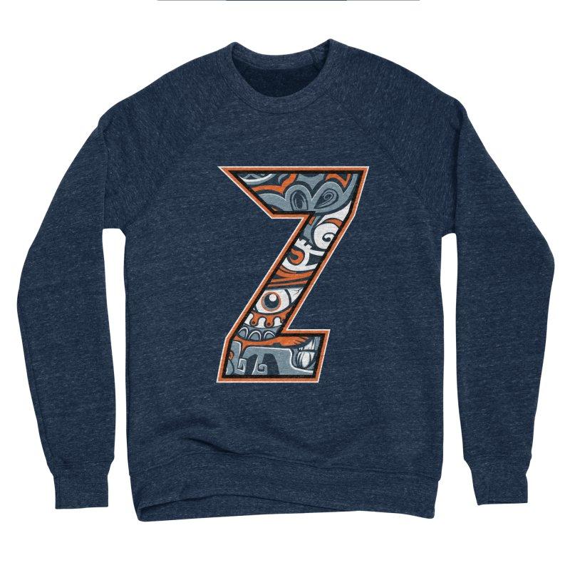 Crazy Face_Z002 Women's Sponge Fleece Sweatshirt by Art of Yaky Artist Shop