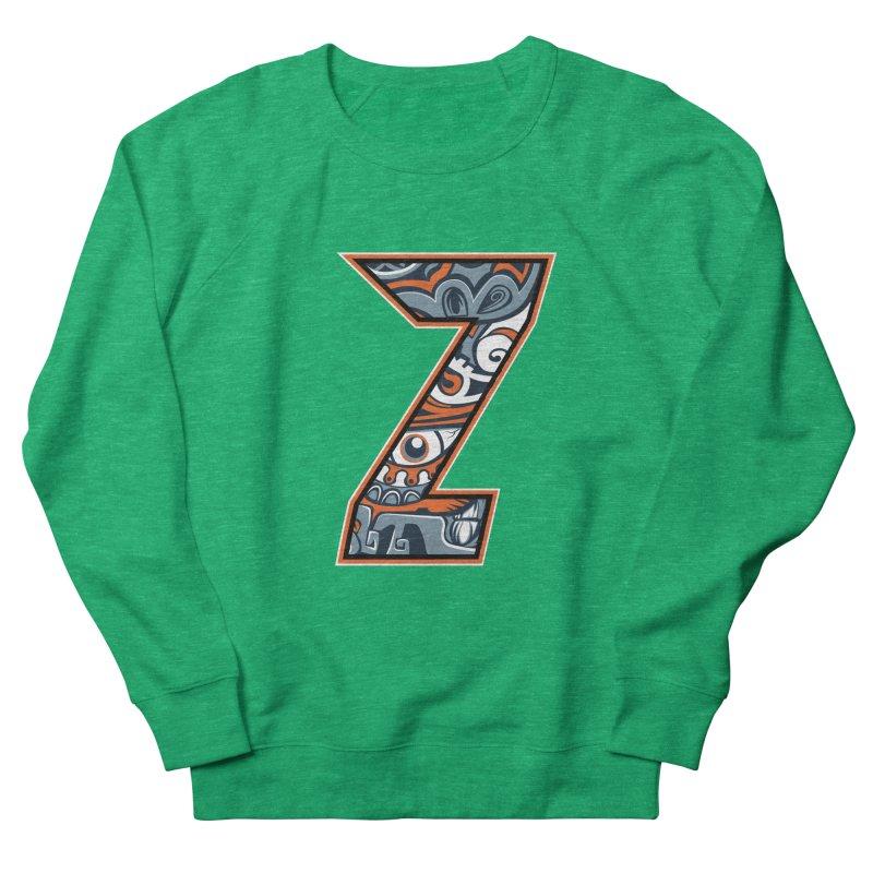 Crazy Face_Z002 Women's Sweatshirt by Art of Yaky Artist Shop