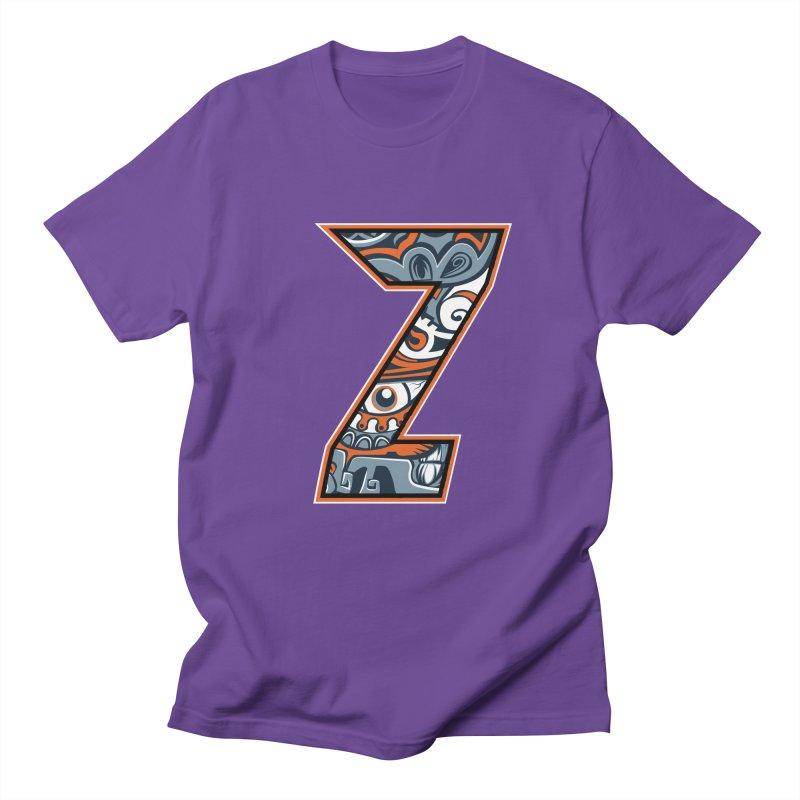 Crazy Face_Z002 Women's Regular Unisex T-Shirt by Art of Yaky Artist Shop