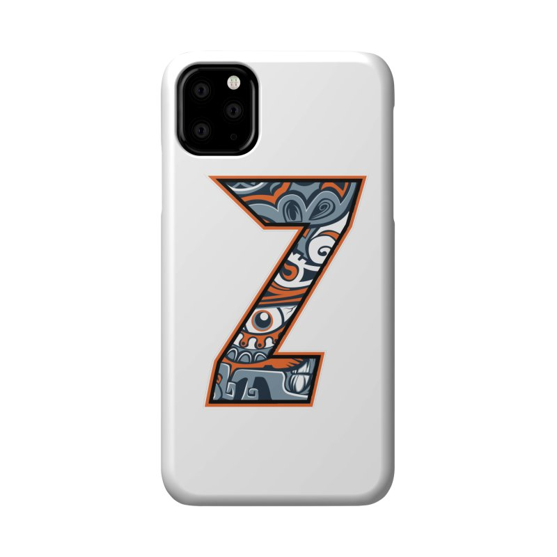 Crazy Face_Z002 Accessories Phone Case by Art of Yaky Artist Shop