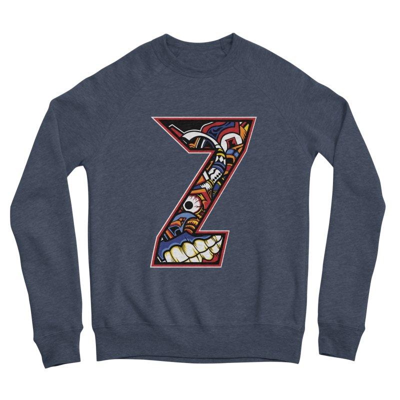 Crazy Face_Z003 Women's Sponge Fleece Sweatshirt by Art of Yaky Artist Shop