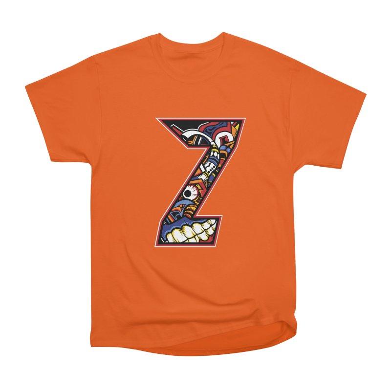 Crazy Face_Z003 Men's T-Shirt by Art of Yaky Artist Shop