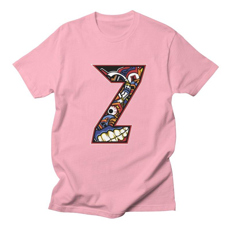 Crazy Face_Z003 Women's T-Shirt by Art of Yaky Artist Shop