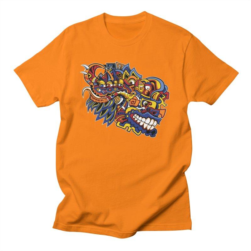 IFC_Design_C02 Men's T-Shirt by Art of Yaky Artist Shop