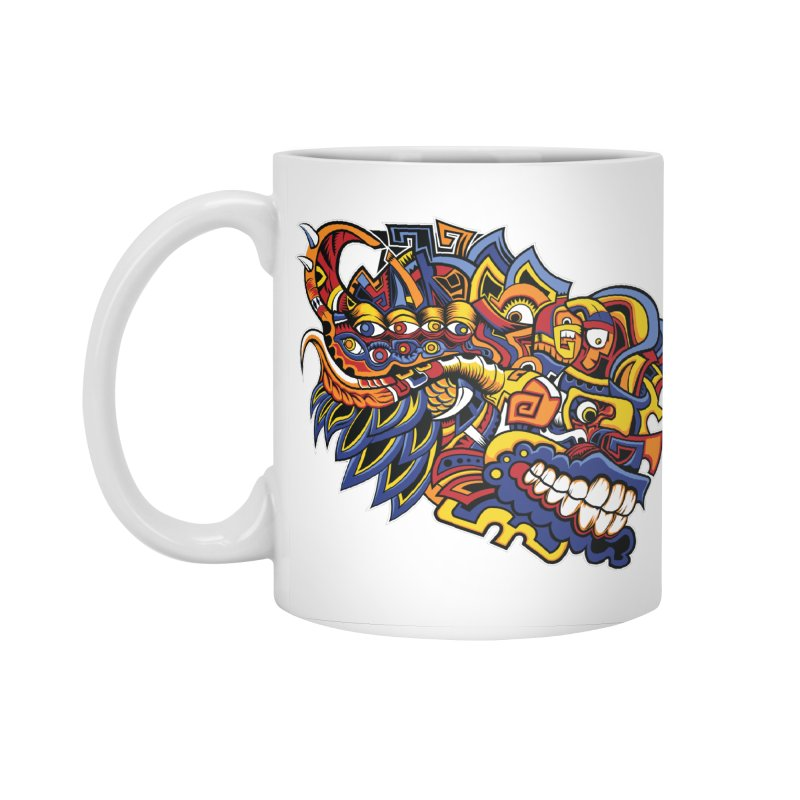 IFC_Design_C02 Accessories Mug by Art of Yaky Artist Shop