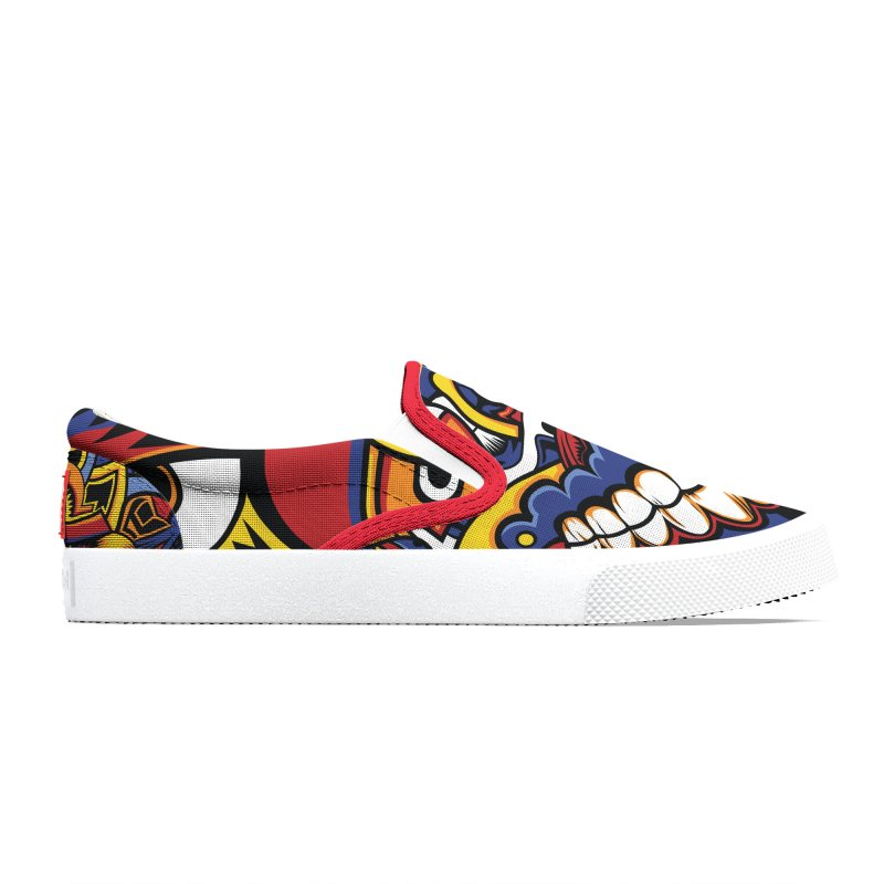 IFC_Design_C02 Men's Shoes by Art of Yaky Artist Shop