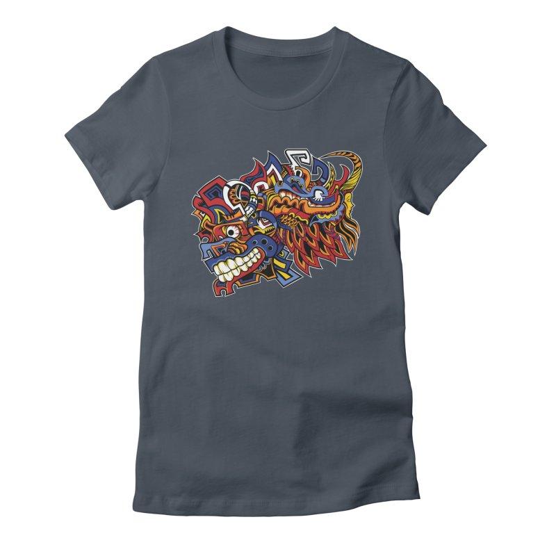 IFC_Design_C01 Women's T-Shirt by Art of Yaky Artist Shop