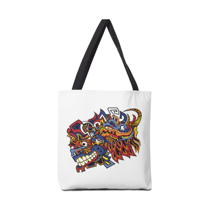 IFC_Design_C01 Accessories Bag by Art of Yaky Artist Shop