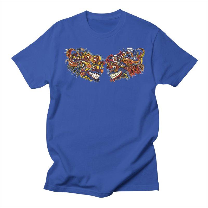 IFC_Design_C Men's Regular T-Shirt by Art of YakyArtist Shop
