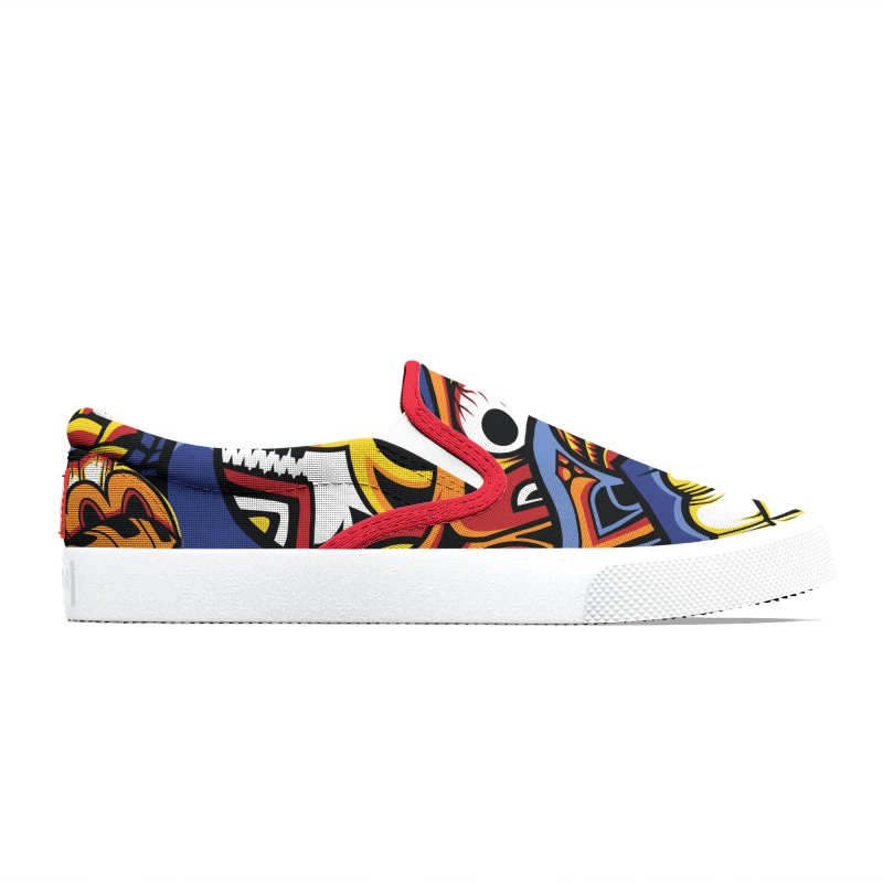 IFC_Design_C01 Men's Shoes by Art of Yaky Artist Shop