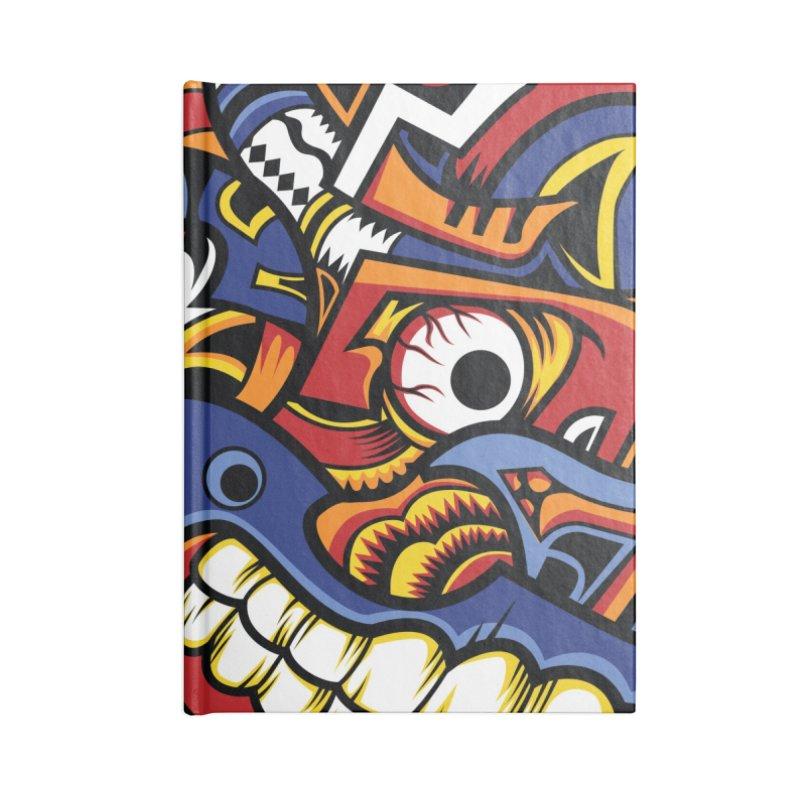IFC_Crazy_Y_C Accessories Notebook by Art of YakyArtist Shop