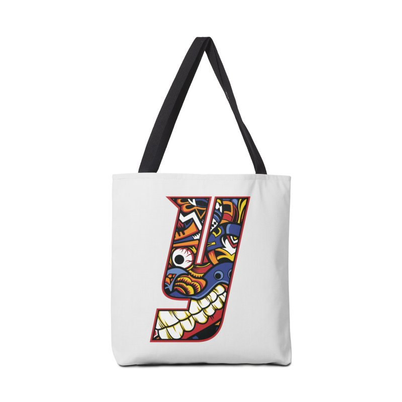 IFC_Crazy_Y_C Accessories Bag by Art of YakyArtist Shop