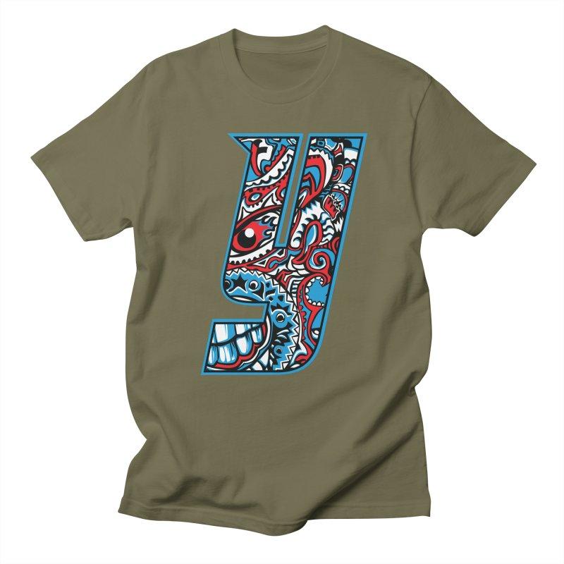 IFC_Crazy_Y_A Men's T-Shirt by Art of YakyArtist Shop