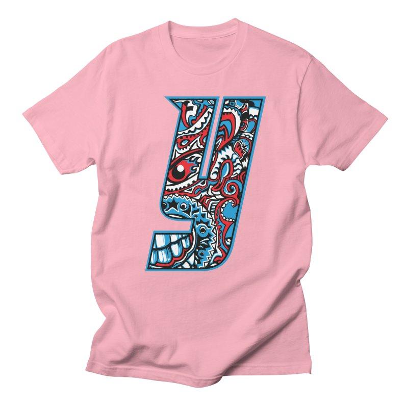 IFC_Crazy_Y_A Men's Regular T-Shirt by Art of YakyArtist Shop