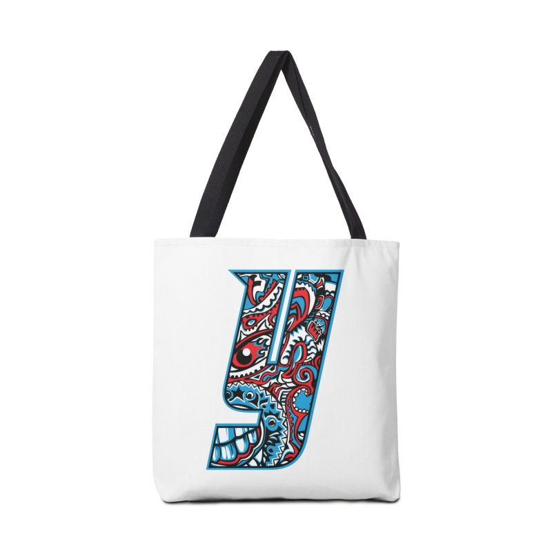 IFC_Crazy_Y_A Accessories Bag by Art of YakyArtist Shop