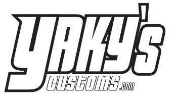 Yaky's Customs Logo