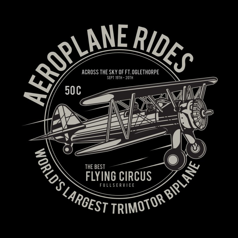 Aeroplane by Southern Creative