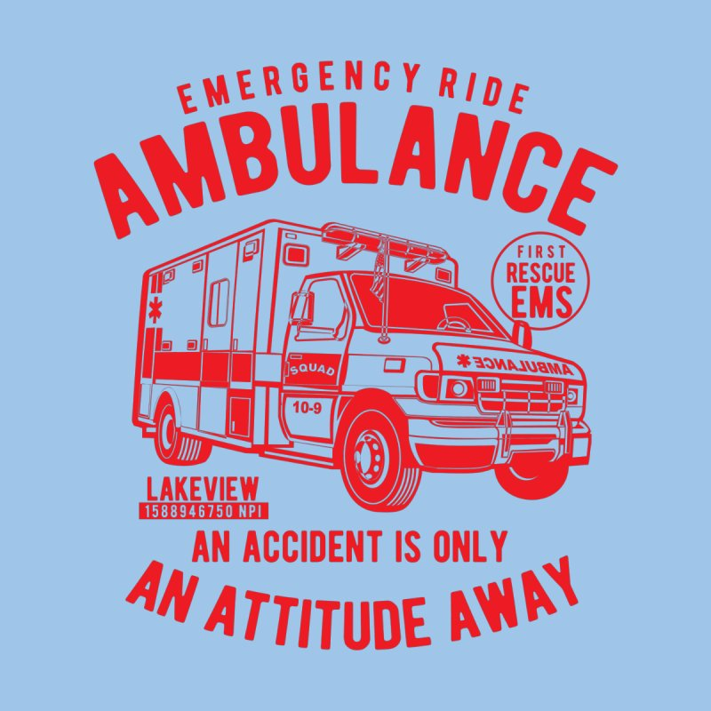 Ambulance by Southern Creative
