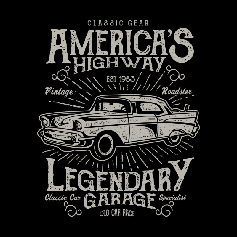 America's Highway by Southern Creative
