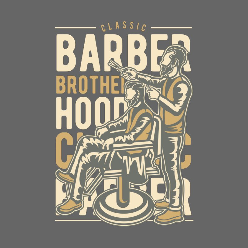Barber Brotherhood None  by Southern Creative