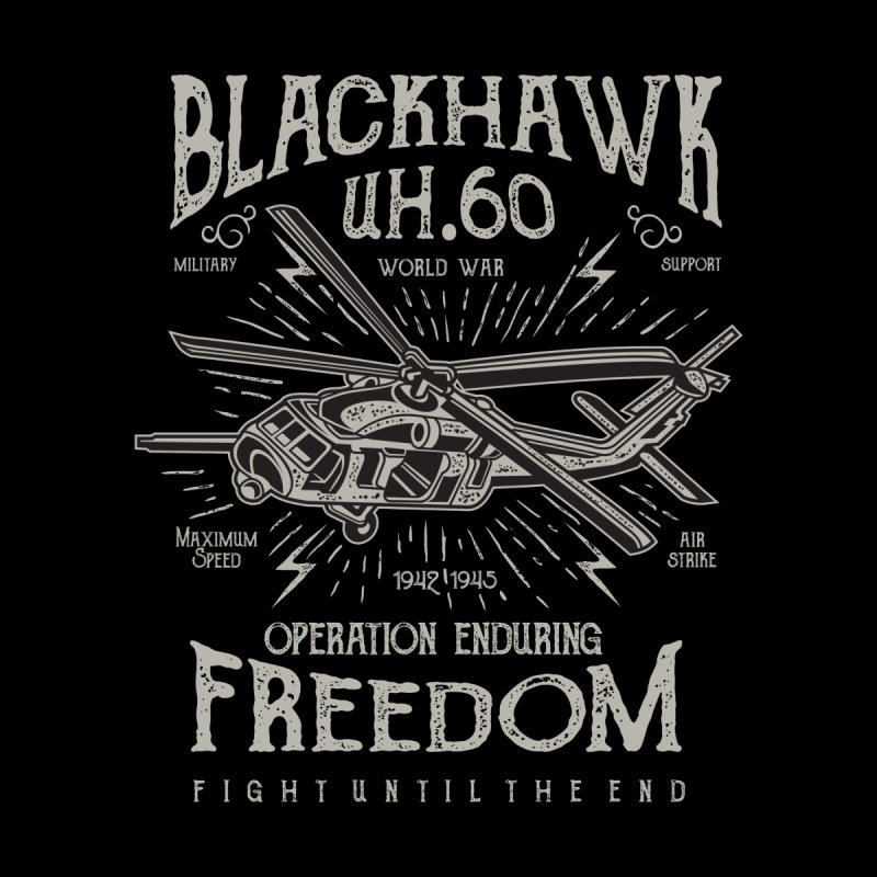 Blackhawk Freedom None  by Southern Creative