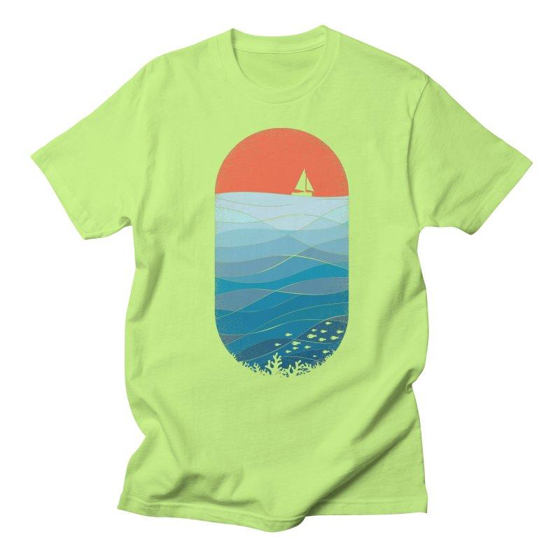 Le grand bleu (The big blue) Women's Regular Unisex T-Shirt by YANMOS