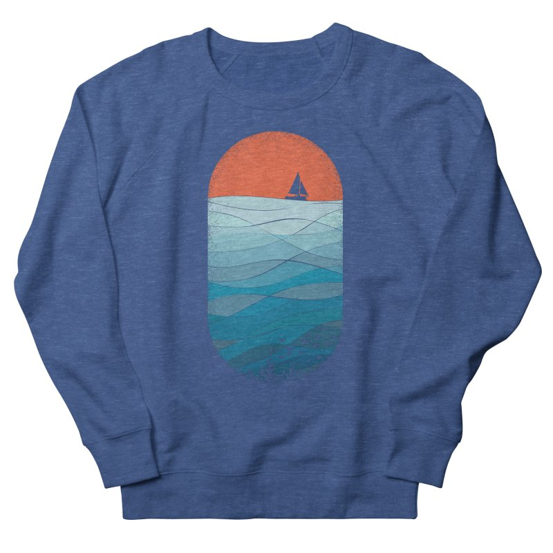 Le grand bleu (The big blue) Men's Sweatshirt by YANMOS