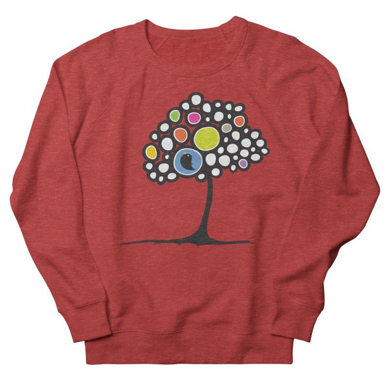 Bird on a tree Women's Sweatshirt by YANMOS