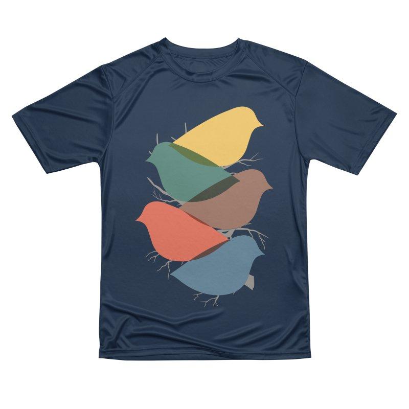 Simplify Women's Performance Unisex T-Shirt by YANMOS