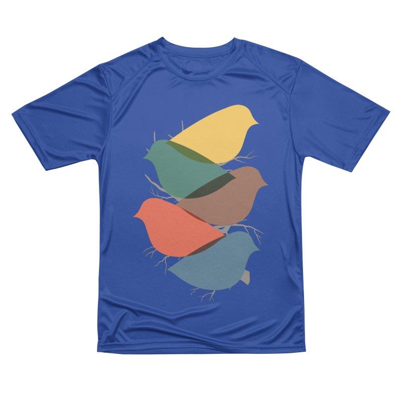 Simplify Men's Performance T-Shirt by YANMOS
