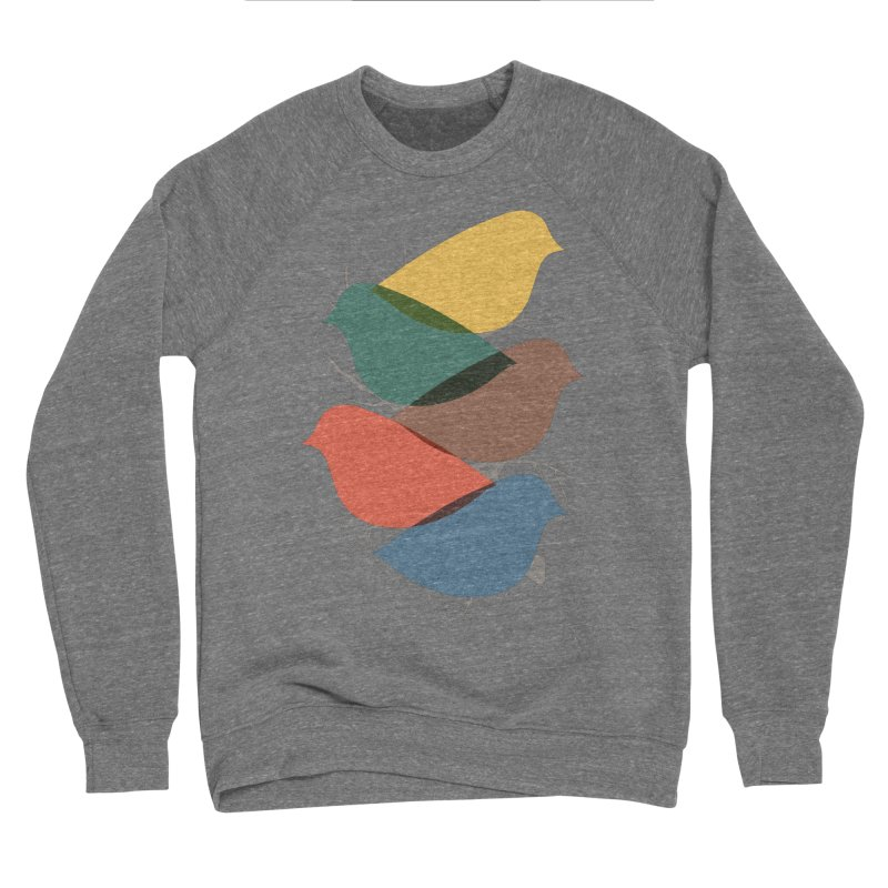 Simplify Women's Sponge Fleece Sweatshirt by YANMOS