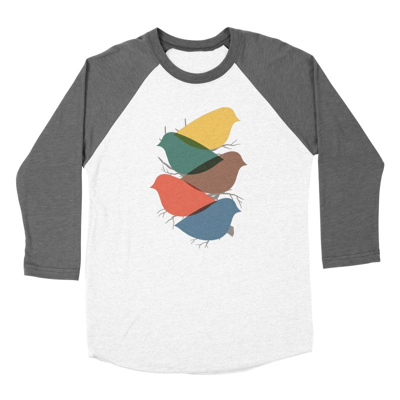 Simplify Women's Baseball Triblend Longsleeve T-Shirt by YANMOS