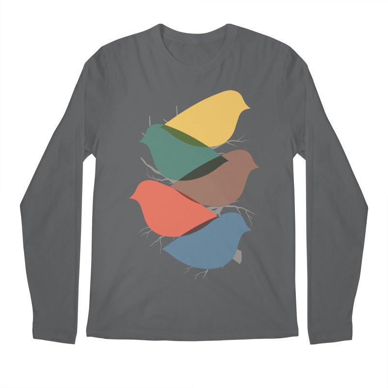 Simplify Men's Regular Longsleeve T-Shirt by YANMOS