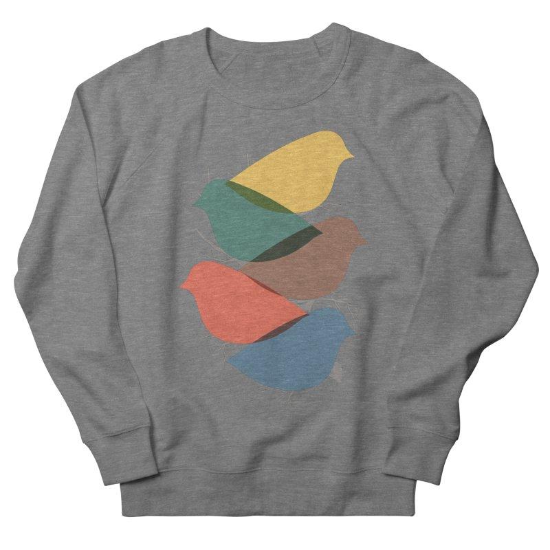 Simplify Men's French Terry Sweatshirt by YANMOS