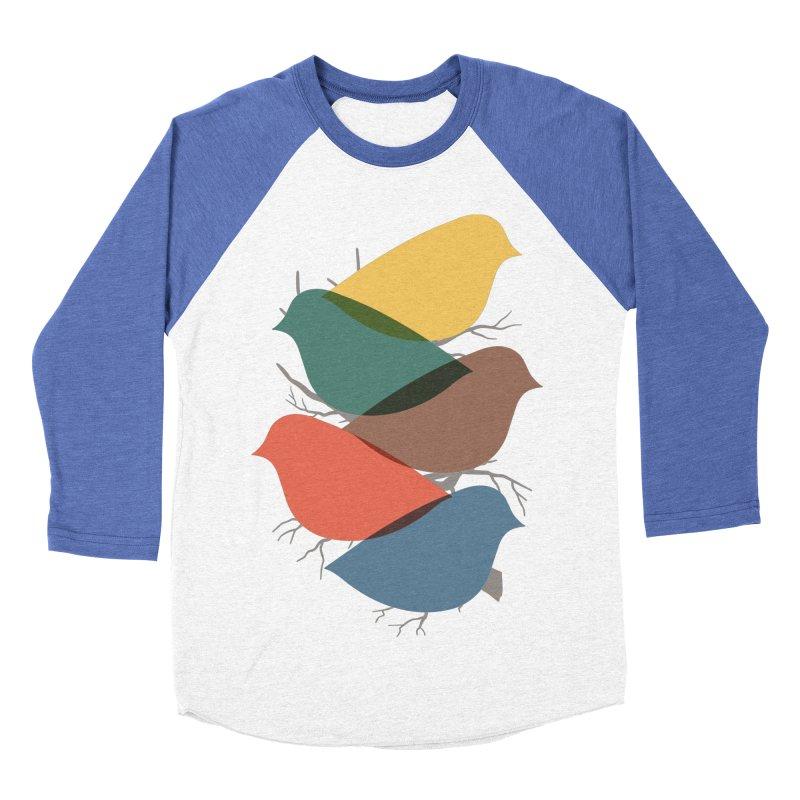 Simplify Men's Baseball Triblend Longsleeve T-Shirt by YANMOS